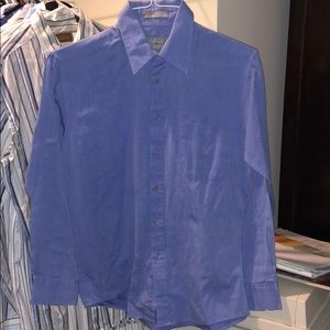 Boys Calvin shirt size 18